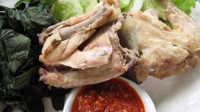 Resep Ayam Pop Khas Padang yang Bikin Nagih