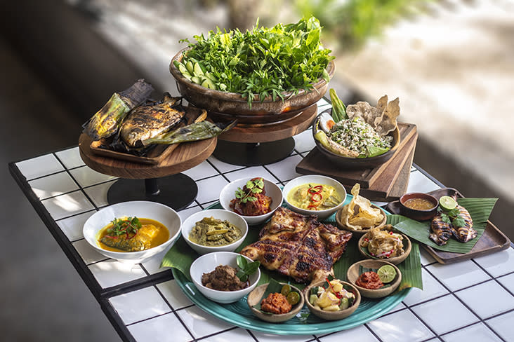 For a spread of Malay goodies, hit up Ayam Bakar by Bakar, the Ramadan pop-up by The BIG Group — Pictures courtesy of The BIG Group