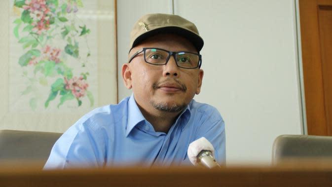 Kepala Kantor Perwakilan Bank Indonesia Provinsi Jabar Herawanto. (Humas BI Jabar)