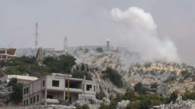 VIVA Militer: Serangan milisi Hizbullah ke Israel.