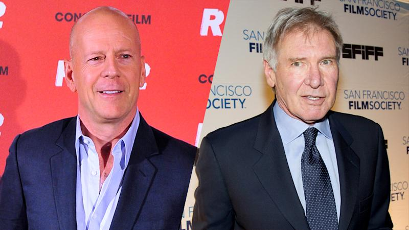 'Expendables 3′: Harrison Ford in for Bruce Willis