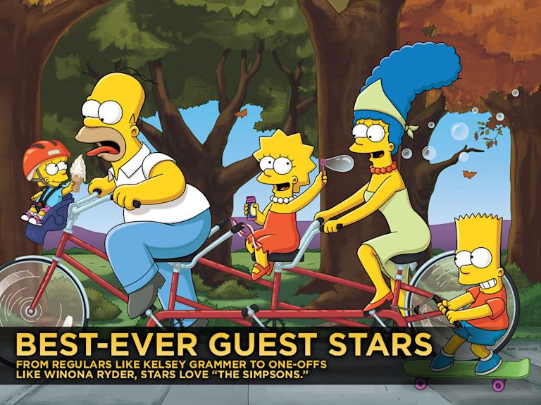 Simpsons Best Guest Stars title card (updated)