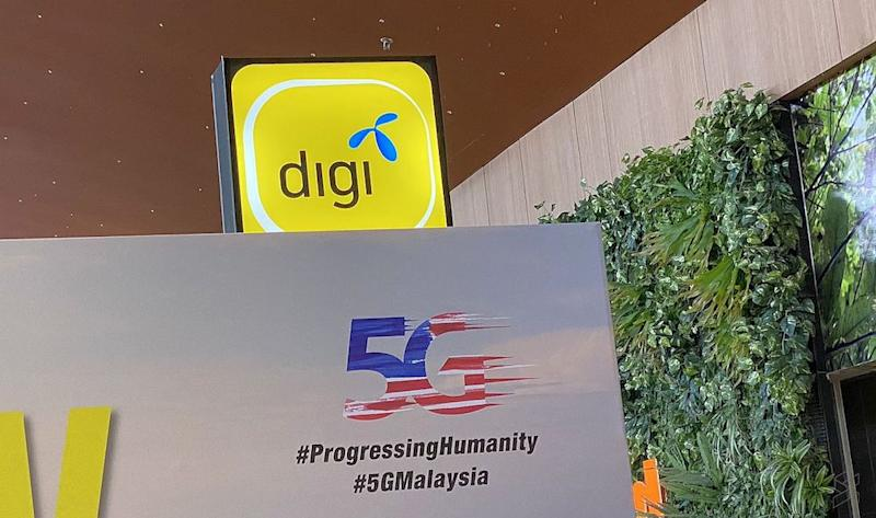 Digi has announced that it will partner with ZTE Corporation for its Radio Access Network (RAN) modernisation. — SoyaCincau pic