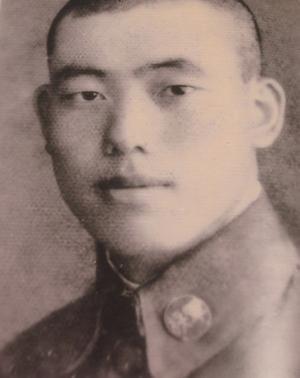 Soldier Hau Pei-tsun. Photo: Handout