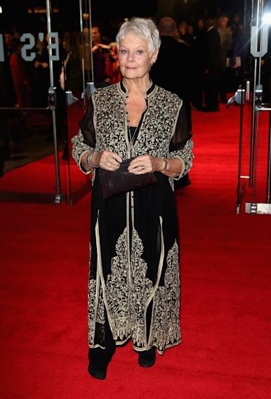 """Philomena"" - American Express Gala - Red Carpet Arrivals: 57th BFI London Film Festival"