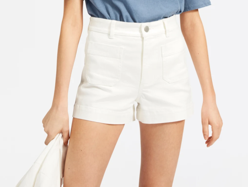 The Patch Pocket Short by Everlane