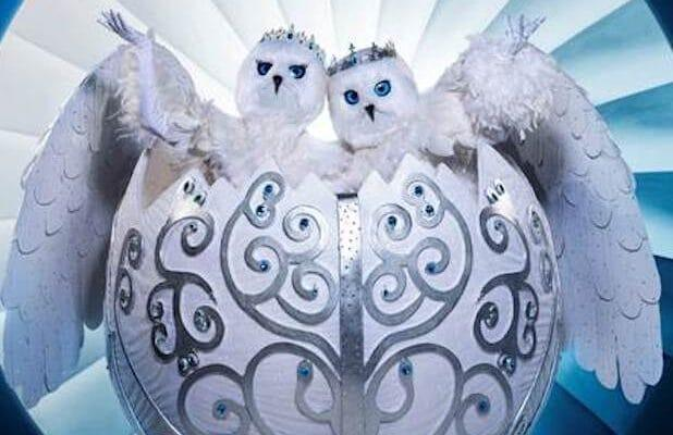 'The Masked Singer' Adds First-Ever Two-Celebrity Costume – See Snow Owls Here (Video)
