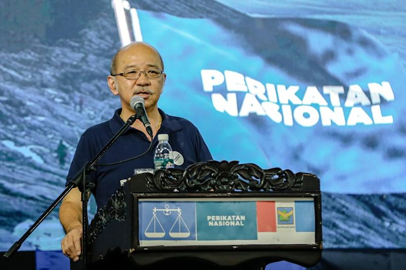 Sabah Progressive Party (SAPP) president Datuk Yong Teck Lee Yong, who was responding to public calls for the state government to have a health minister following the previous Warisan government administration, said it was unnecessary and will only be a duplication of duties. ― Picture by Firdaus Latif