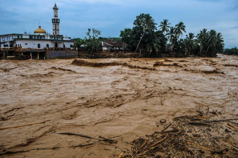 Banjir bandang di Lebak rugikan budi daya ikan tawar Rp888,42 juta