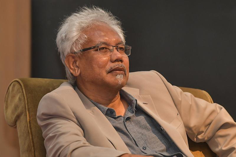 Professor Mohd Tajuddin Mohd Rasdi at the IDEAS 4th Liberalism Conference in Kuala Lumpur October 19, 2019. — Picture by Miera Zulyana