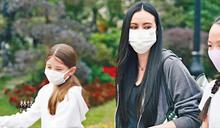 名人齊撐「可重用口罩運動」 林恬兒汪詩詩一呼百應 為下一代延續美好環境