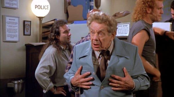 TBS to Air Best of Frank Costanza 'Seinfeld' Marathon in Honor of Jerry Stiller