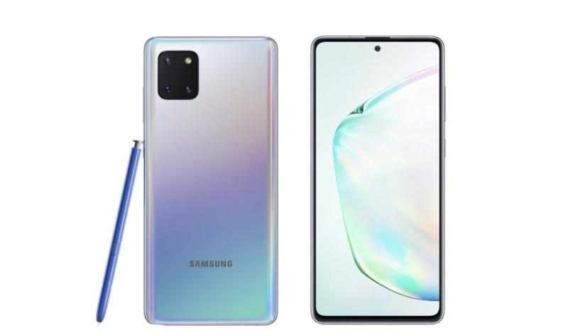 According to MDroid, the Galaxy Note 10 Lite will be priced at RM2,299 in Malaysia. ― Picture via SoyaCincau