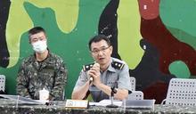 陸軍副司令視導戰訓兵推 促提升作戰效能