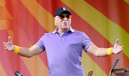Jimmy Buffett's Warm Island Grooves