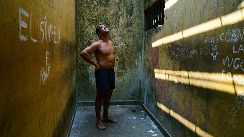 Inside the World's Toughest Prisons on Netflix