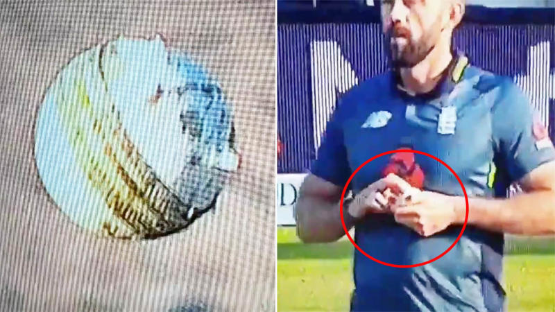 ICC clears English pacer Liam Plunkett of ball tampering