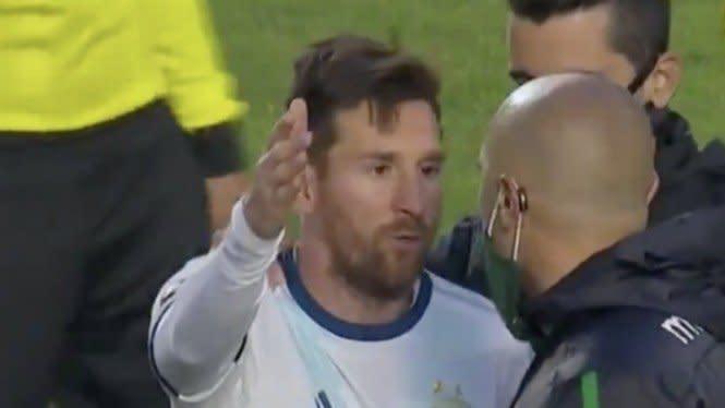 Cari Ribut dengan Messi, Pelatih Fisik Bolivia Dapat Teror Mengerikan