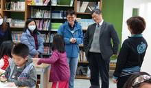 客委會推客家實驗學校 主委訪視吉東國小實行成果