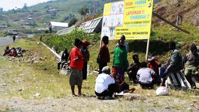 Kondisi Biak Papua Aman Meski 'Dihantui' Isu 1 Desember
