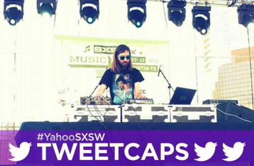 SXSW '13 Tweetcap: Idol Run-Ins, Settling Into Austin's Insanity