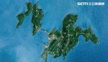 絕美月曆!台灣12離島衛星照一次曝