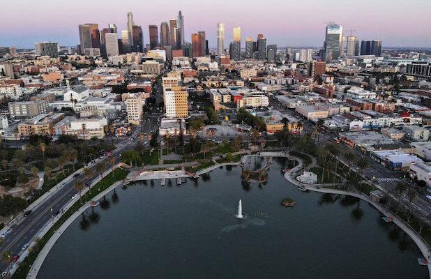 Los Angeles Launches Pop-Up COVID-19 Testing Sites