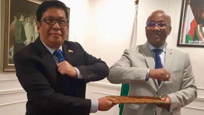 Sebagai Saudara Jauh, Madagaskar Antusias Pererat Hubungan dengan RI