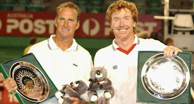 Australian tennis great Peter McNamara dies aged 64