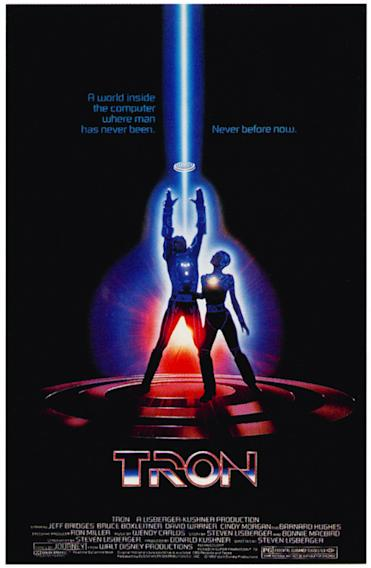 Summer of 1982 Tron