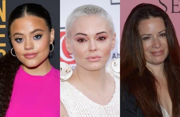 'Charmed' Clash: Sarah Jeffery Calls Original Stars 'Pathetic' for Trash-Talking Reboot