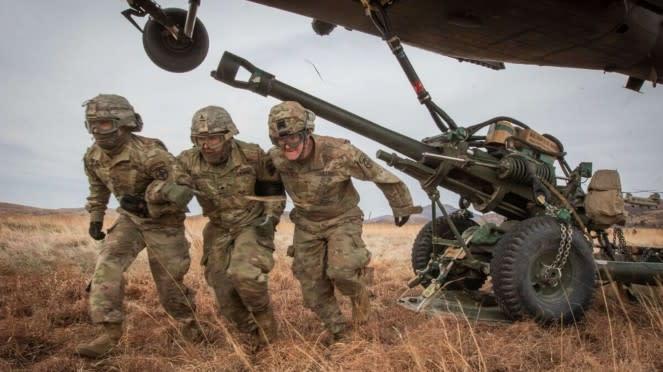 VIVA Militer: Tentara Amerika