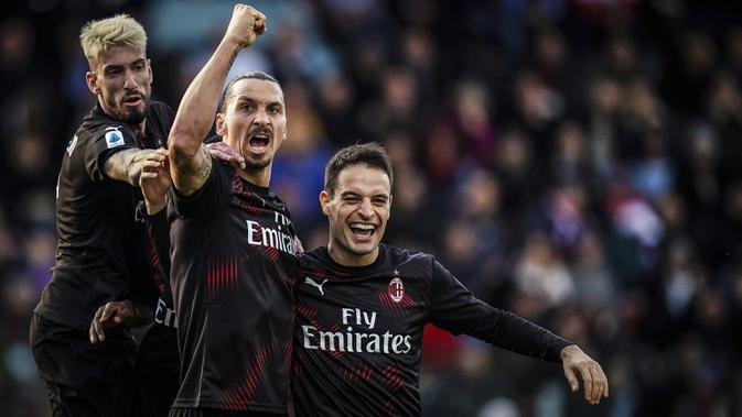 AC Milan Hentikan Aktivitas Transfer Musim Dingin