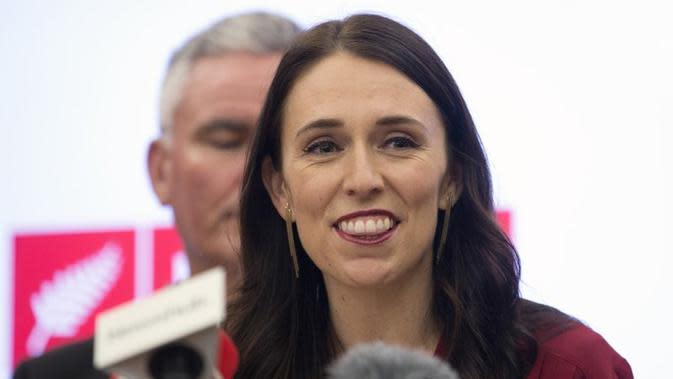 PM Selandia Baru, Jacinda Ardern. (Liputan6/AP)