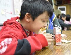 搶救受飢兒—吃飽的幸福!