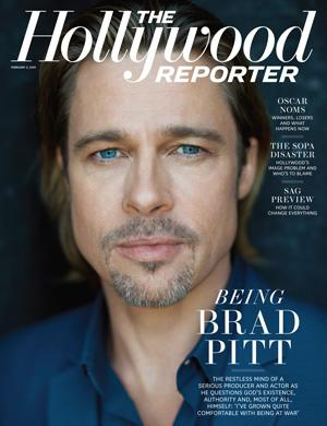 Brad Pitt on Marriage, 'Moneyball,' and Misery