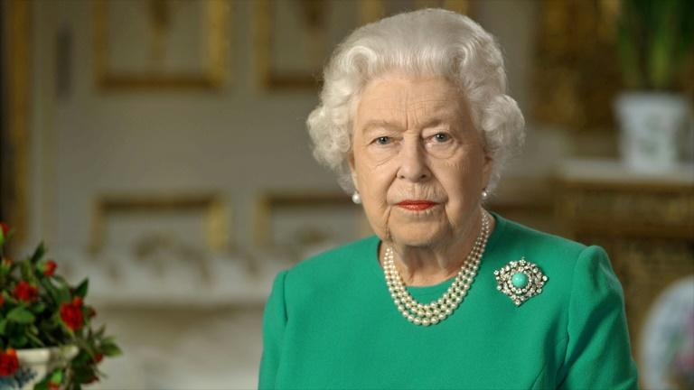 The queen praised healthcare and other key staff working during the crisis