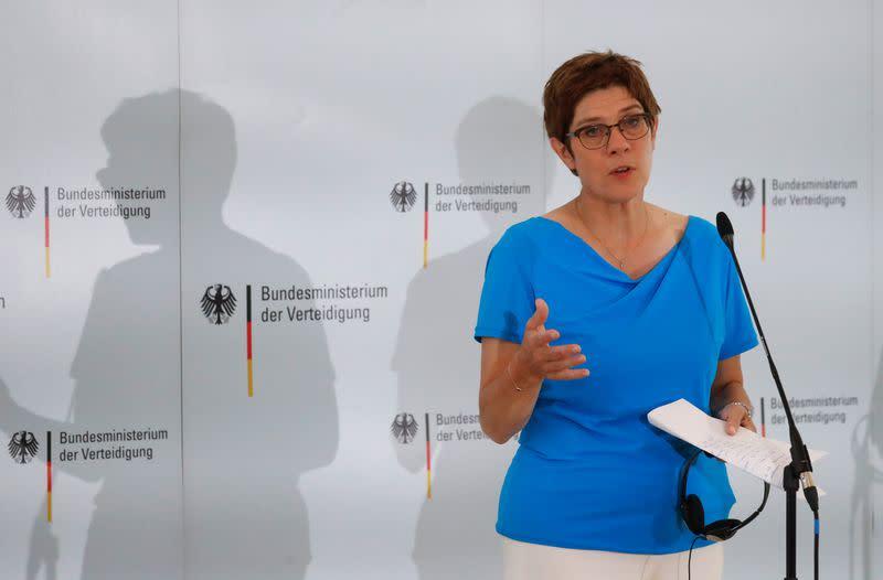 German coalition agrees 10 billion euro extension of coronavirus relief