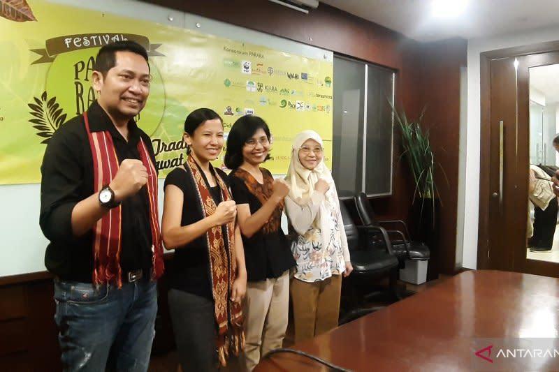 Festival Panen Raya Nusantara dorong kesadaran konsumsi pangan lokal