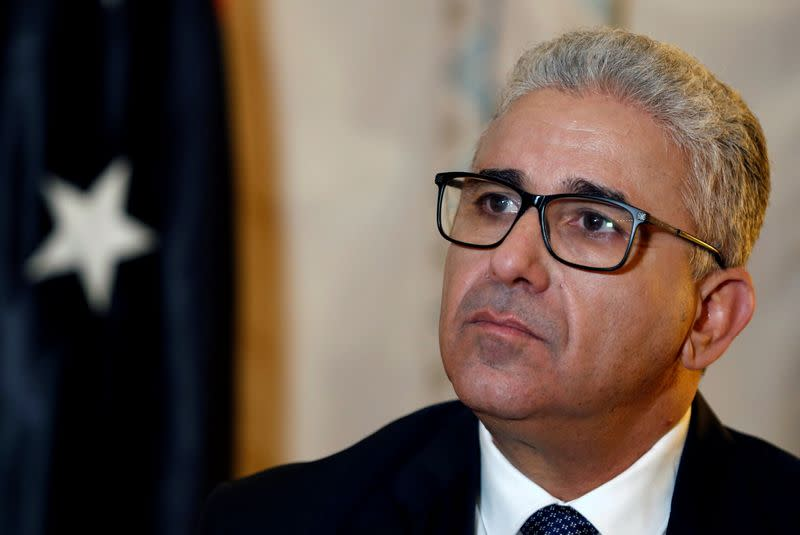 Libyan interior minister restored to post after talks
