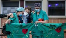 國內2醫護染疫嚴重嗎?醫師曝英國醫院自身難保慘況:台灣安全太多