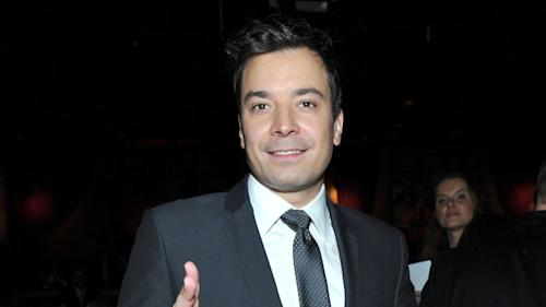 Jimmy Fallon is a Dad!