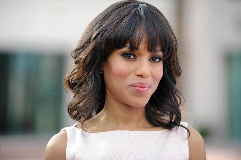 Kerry Washington Caps an Amazing Year With Emmy Nomination