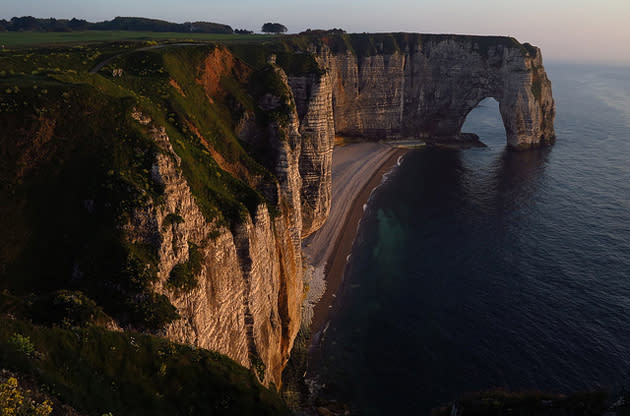 Flickr photo of the day: Alabaster Coast
