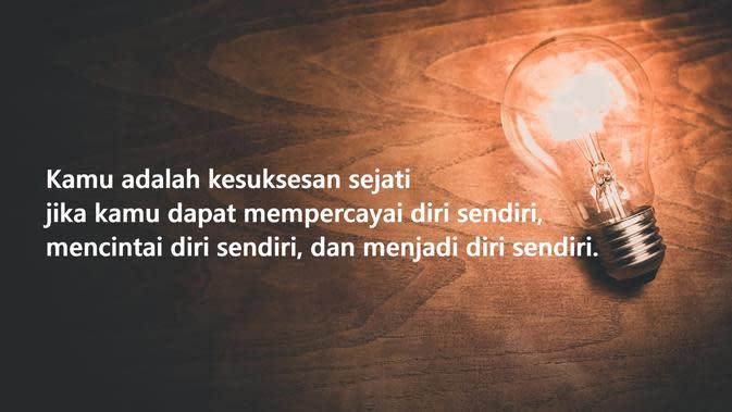 Kata-kata inspirasi hidup untuk sukses (sumber: Pixabay)