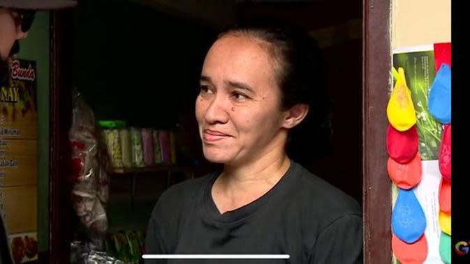 Istri Deddy Dores, Dagmar Sunardi. (YouTube Officialgtvid via Merdeka.com)