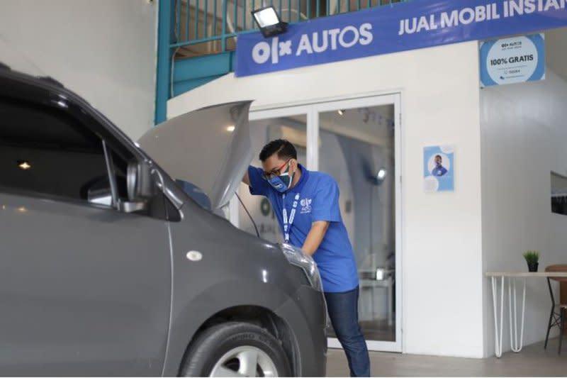 OLX Autos tawarkan opsi jual mobil online secara instan
