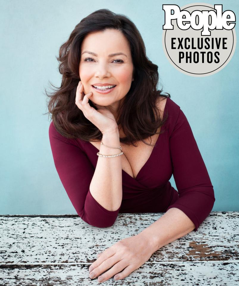 """After having gone through a very public divorce from her husband of 21 years, Peter Marc Jacobson, in 1999 (after which he<a href=""""https://people.com/archive/fran-drescher-how-i-married-a-gay-man-vol-75-no-24/"""">publicly revealed he is gay</a>), the star is back in love again — with herself!  """"I think that I've had to very consciously work on not being codependent, not being fearful of being by myself or doing things by myself,"""" Drescher told <a href=""""https://people.com/tv/fran-drescher-is-happy-being-single-im-in-a-relationship-with-myself-and-its-going-quite-well/"""">PEOPLE</a> in Feb. 2020. """"I really had to make a concerted effort to get past that. And I think that I am good with it now. But still, I'm not like, 'I'd rather stay home by myself than go out and do things by myself.' But then whenever I do do things by myself, I enjoy it.""""  She added, """"And then I think, that hiccup phase where I don't push myself to do it, until the next time I do. So I think that that's been a big hurdle in my life that I needed to conquer. And getting really connected to myself has been a great journey, because now, I'm not even feeling like I have to be in a relationship, because I'm in a relationship with myself — and it's going quite well."""""""