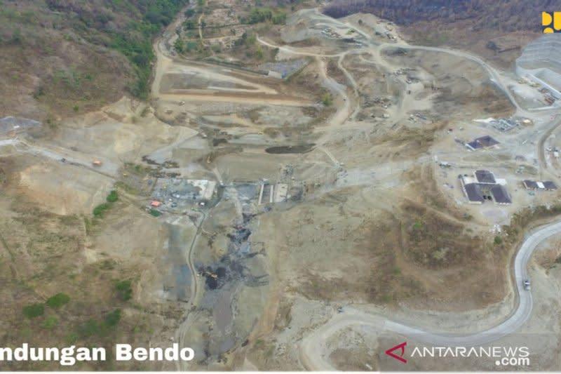 Dukung ketahanan pangan, tiga bendungan di Jawa Timur siap diresmikan