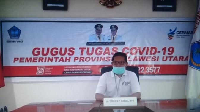Update Covid-19 Sulut: 2 Tenaga Medis dan 1 Bocah Perempuan Terkonfirmasi Positif